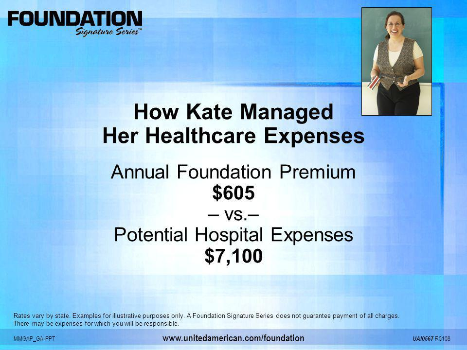 Her Healthcare Expenses