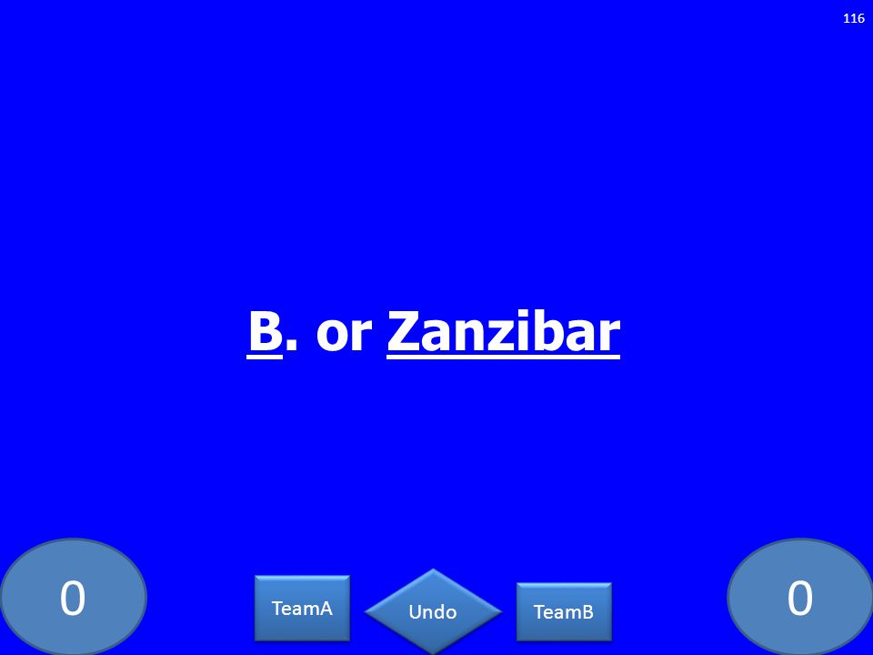 B. or Zanzibar MA-11087-ZUB TeamA TeamB Undo