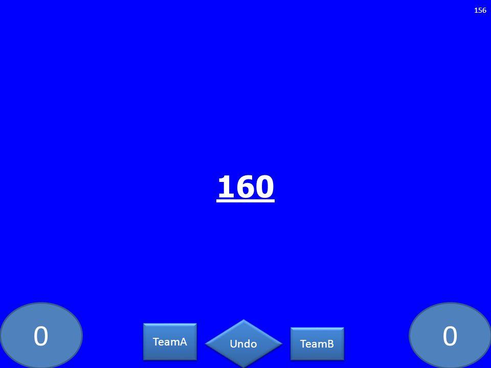 160 GE-1283-LAW TeamA TeamB Undo