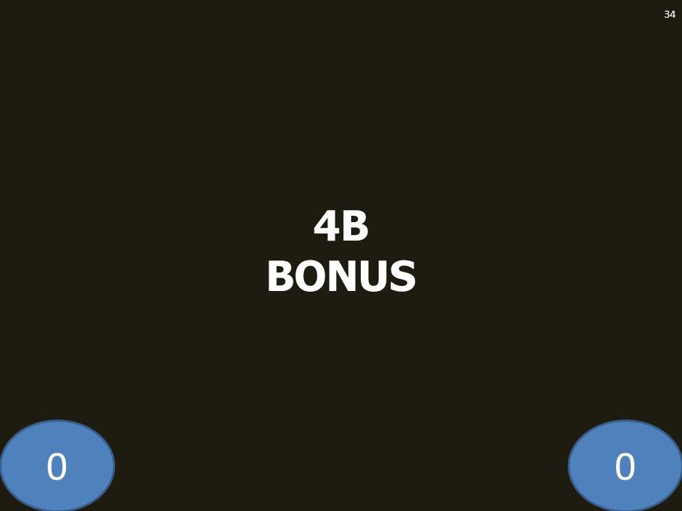 4B BONUS