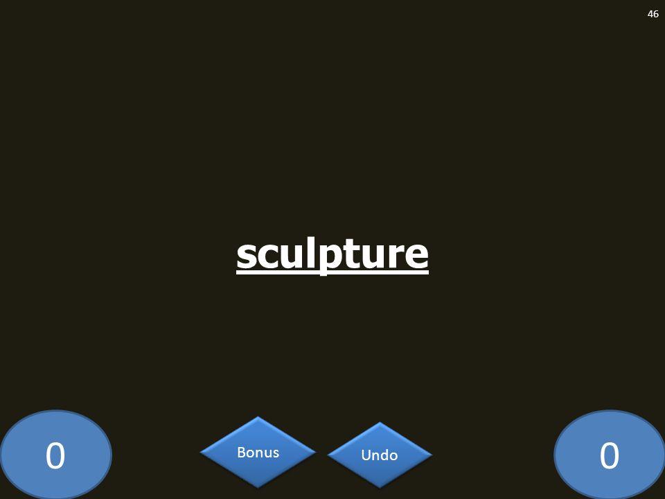 sculpture GE-2093-LAW Undo Bonus