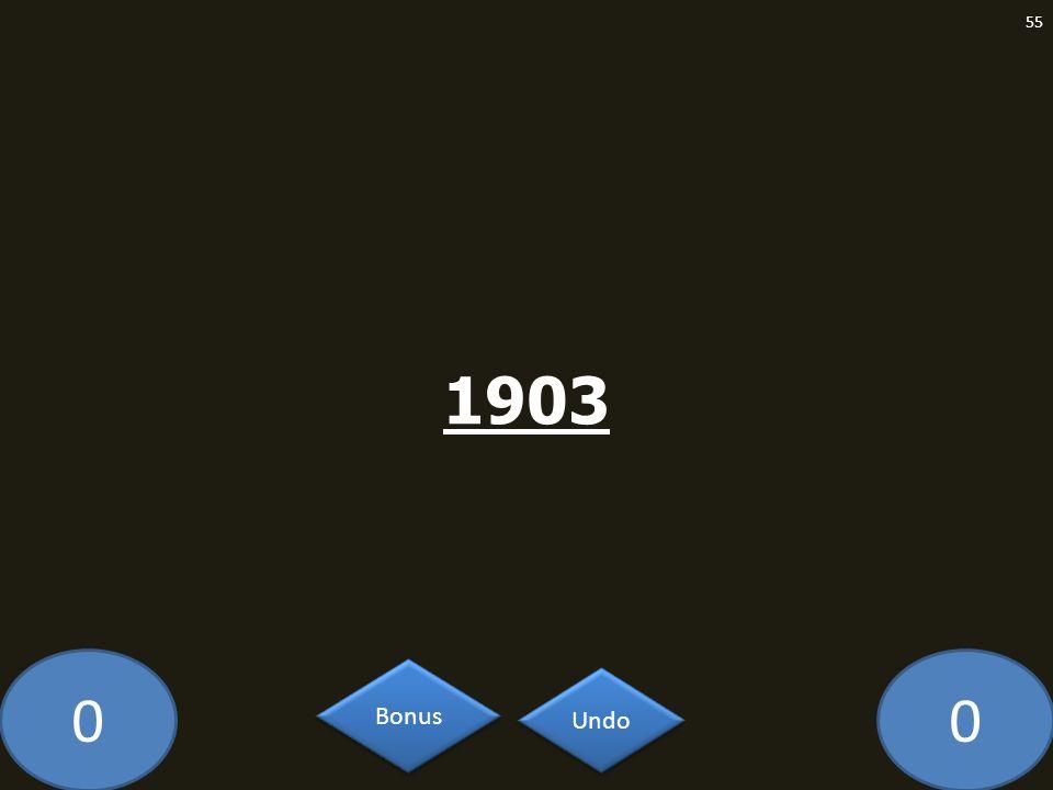 1903 GE-2093-LAW Undo Bonus