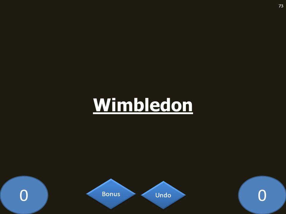 Wimbledon MA-609-LAW Undo Bonus