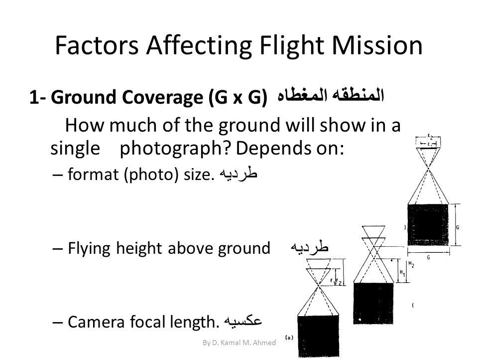 Factors Affecting Flight Mission