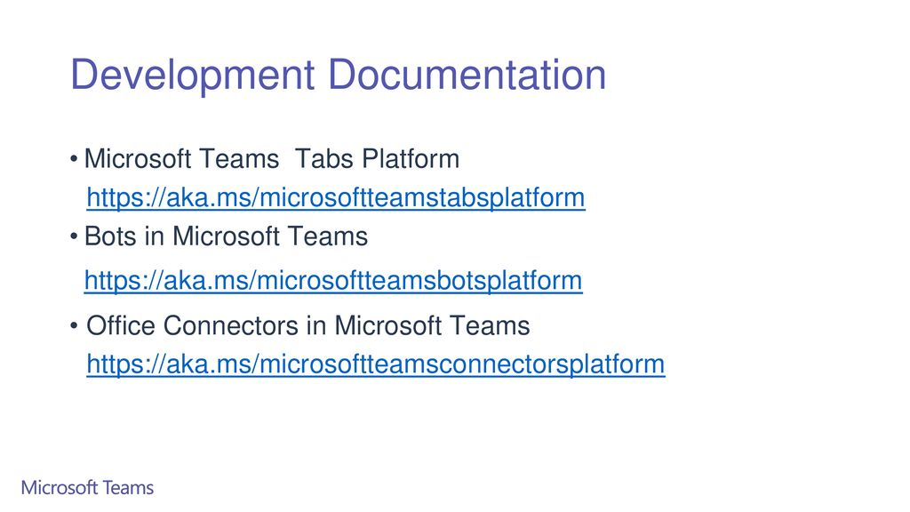 Development Documentation