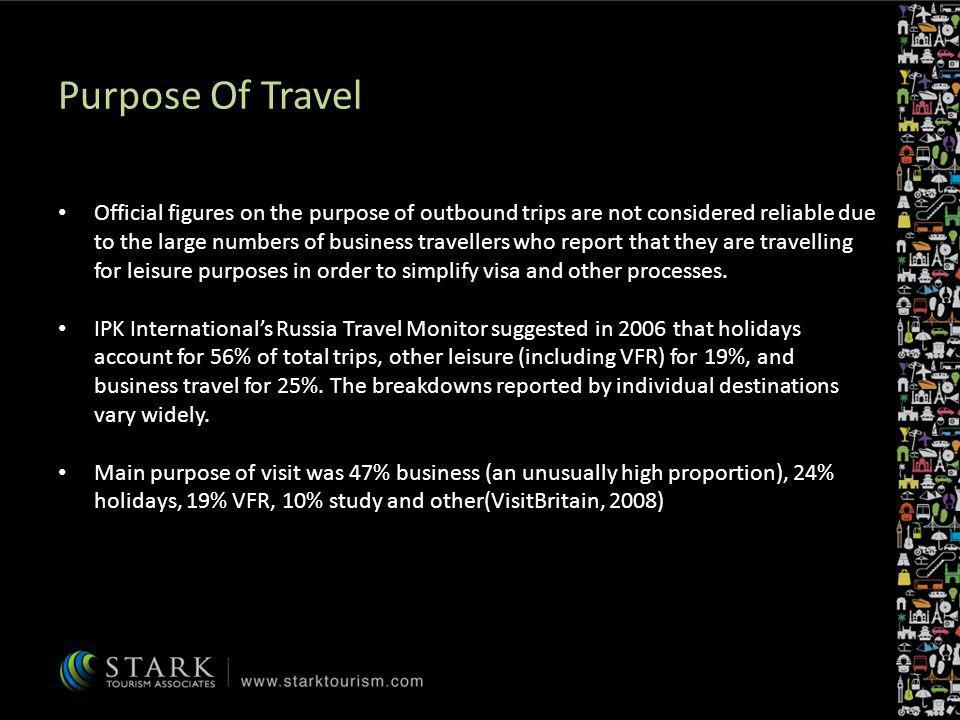 Purpose Of Travel
