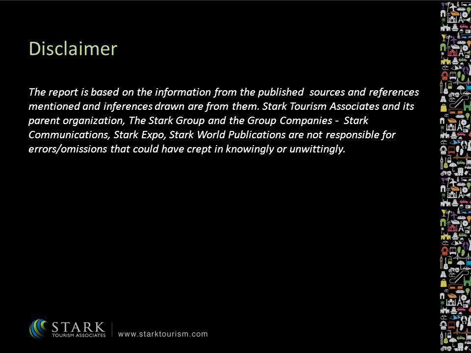 Disclaimer The report is based on the information from the published sources and references.