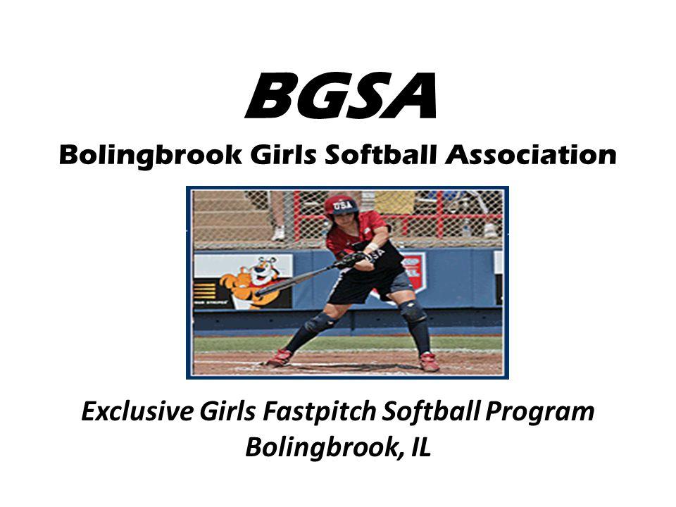 BGSA Bolingbrook Girls Softball Association