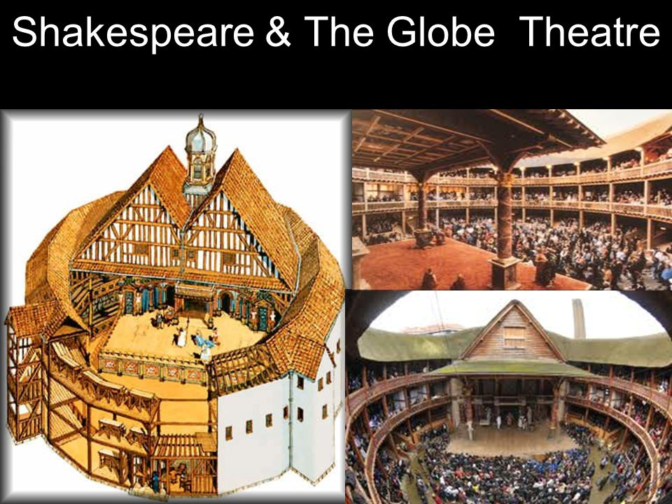 Shakespeare & The Globe Theatre