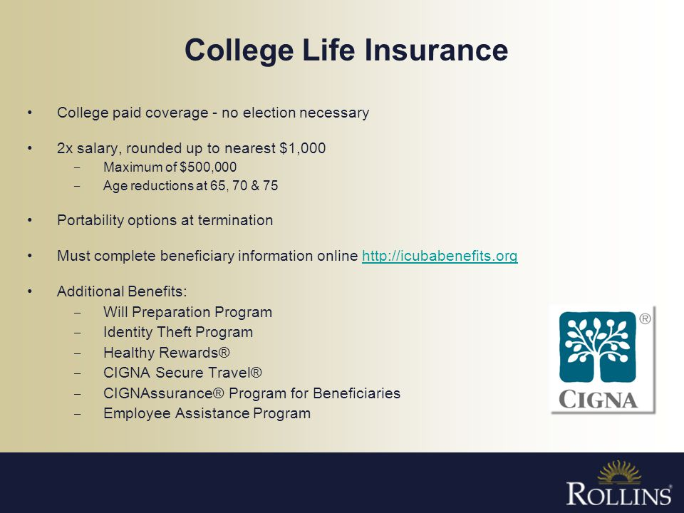College Life Insurance