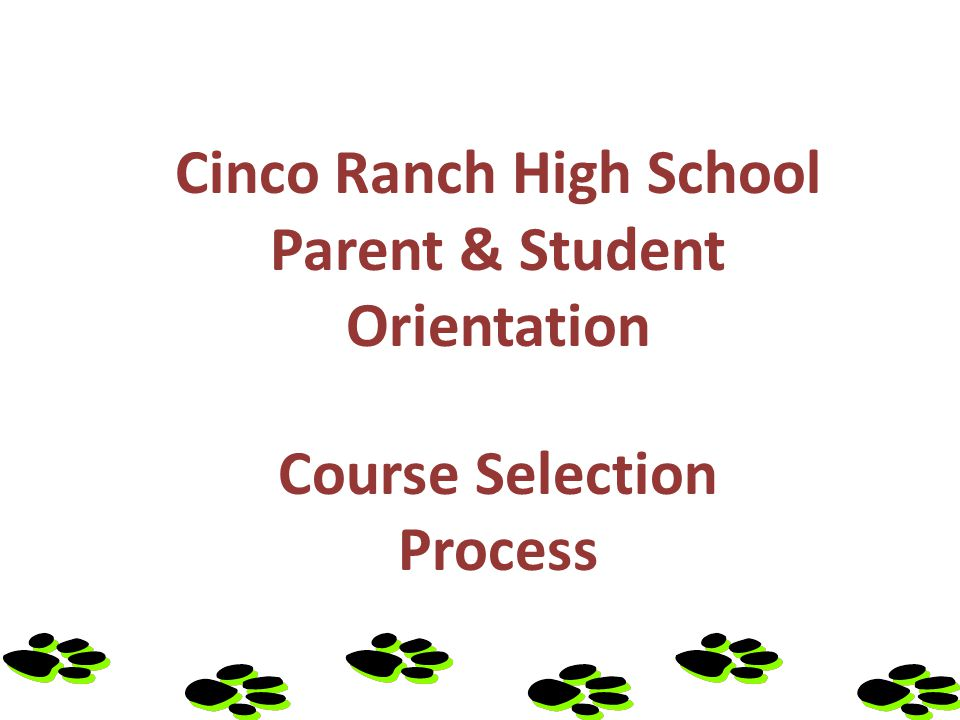 Cinco Ranch High School
