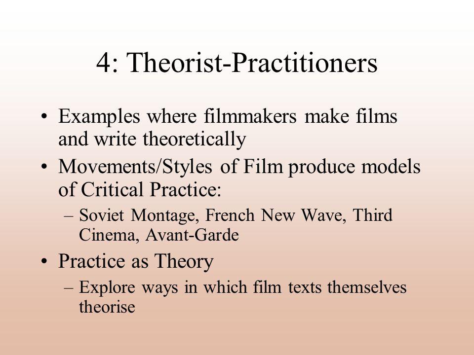 4: Theorist-Practitioners
