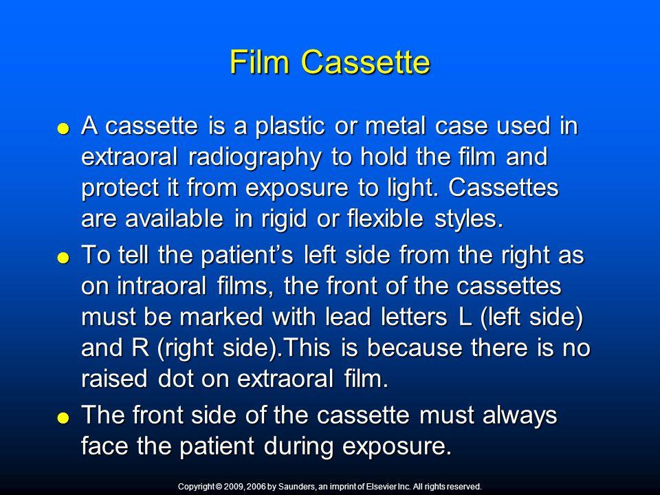 Film Cassette
