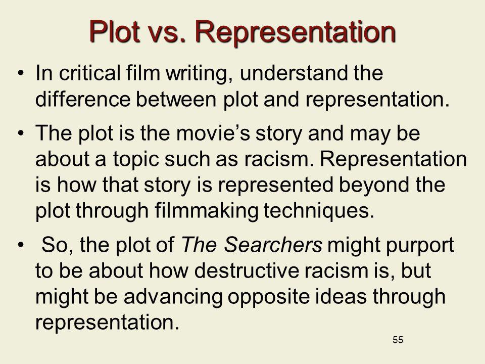 Plot vs. Representation