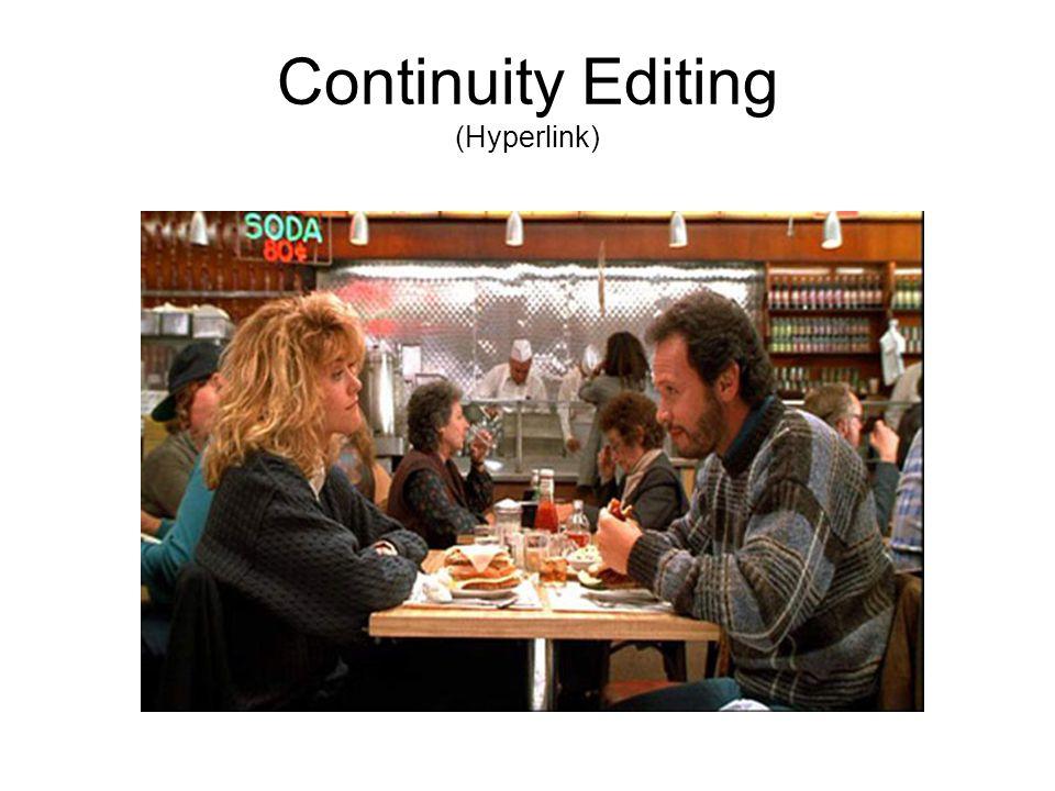 Continuity Editing (Hyperlink)