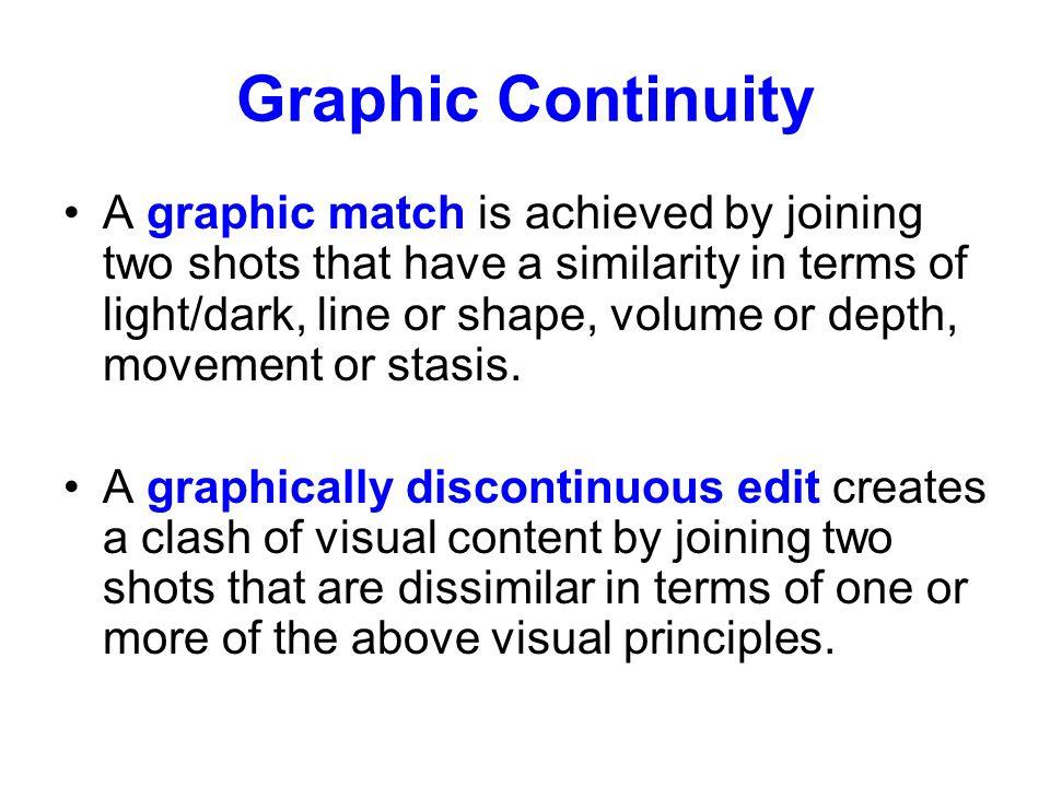 Graphic Continuity