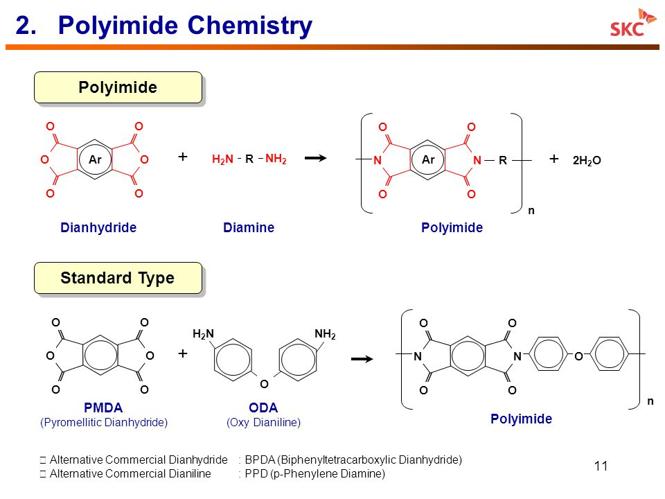 (Pyromellitic Dianhydride)
