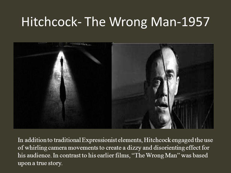 Hitchcock- The Wrong Man-1957