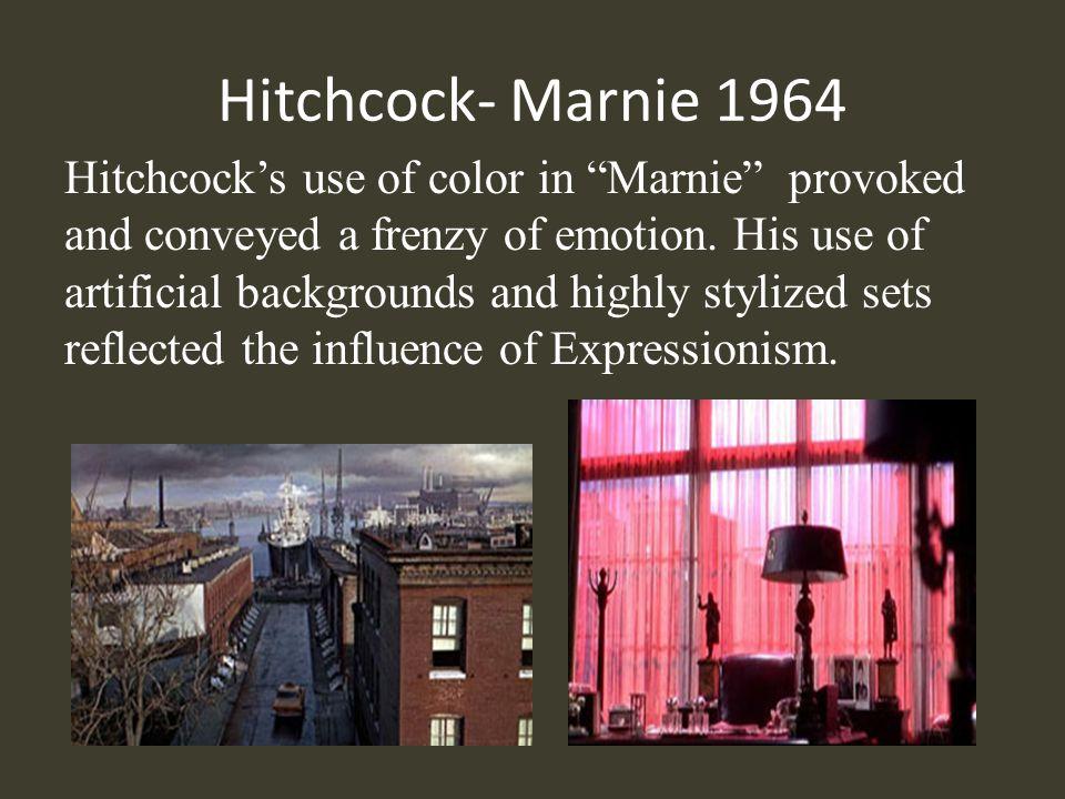 Hitchcock- Marnie 1964