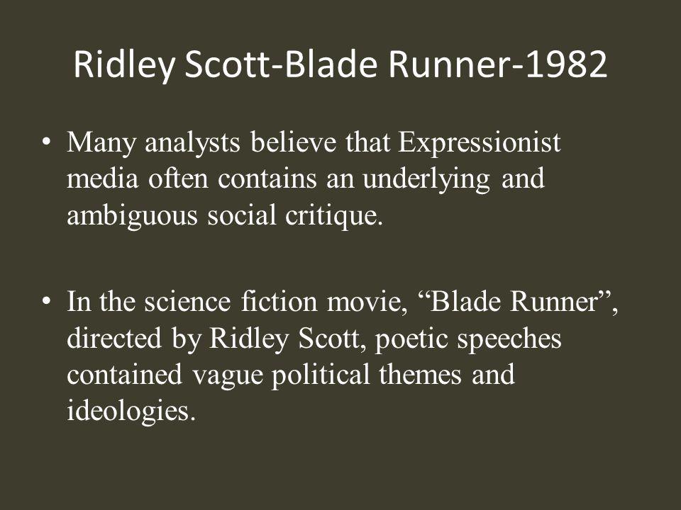 Ridley Scott-Blade Runner-1982
