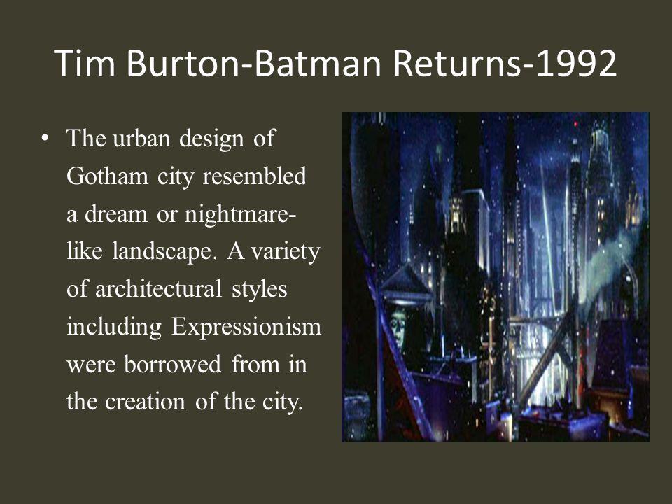 Tim Burton-Batman Returns-1992