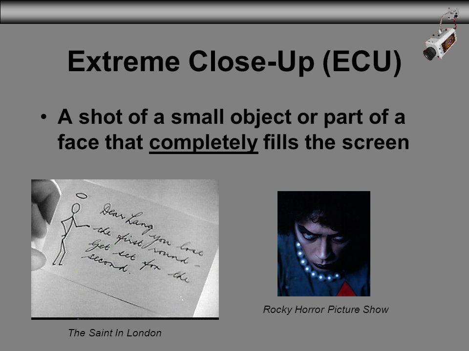 Extreme Close-Up (ECU)