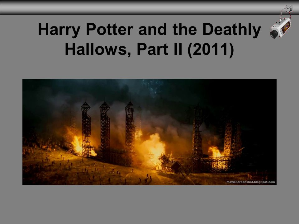Harry Potter and the Deathly Hallows, Part II (2011)