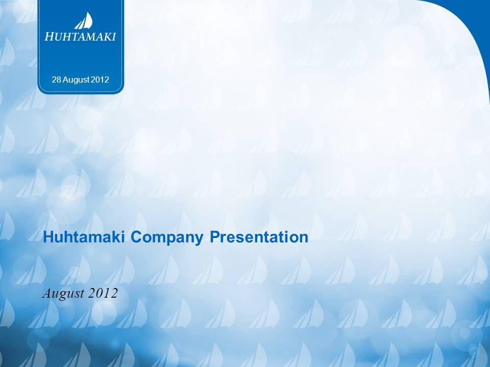 Huhtamaki Company Presentation