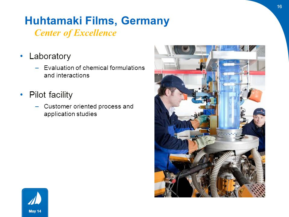 Huhtamaki Films, Germany