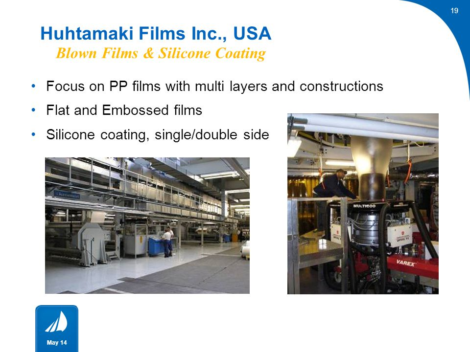 Huhtamaki Films Inc., USA