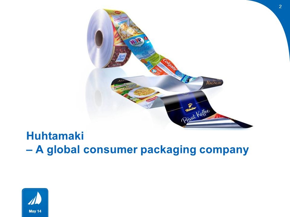 Huhtamaki – A global consumer packaging company