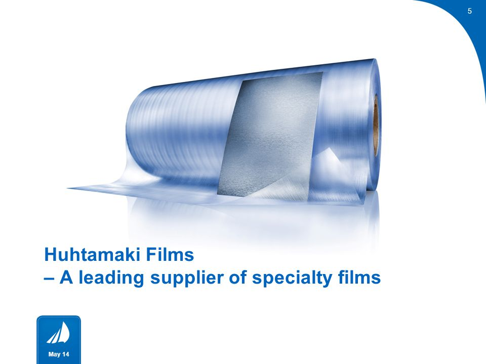 Huhtamaki Films – A leading supplier of specialty films