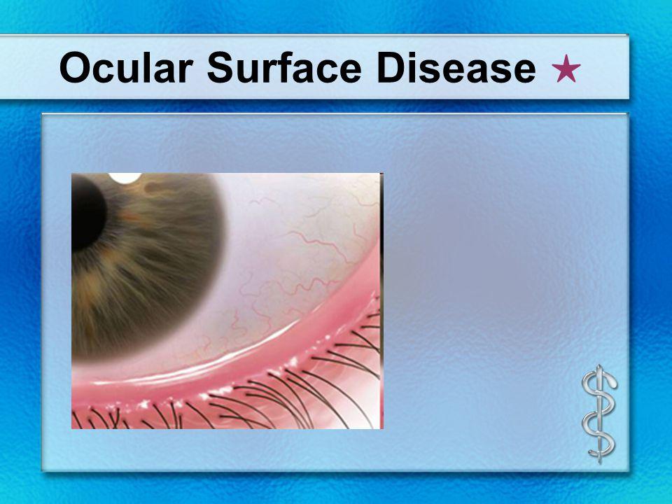 Ocular Surface Disease ★
