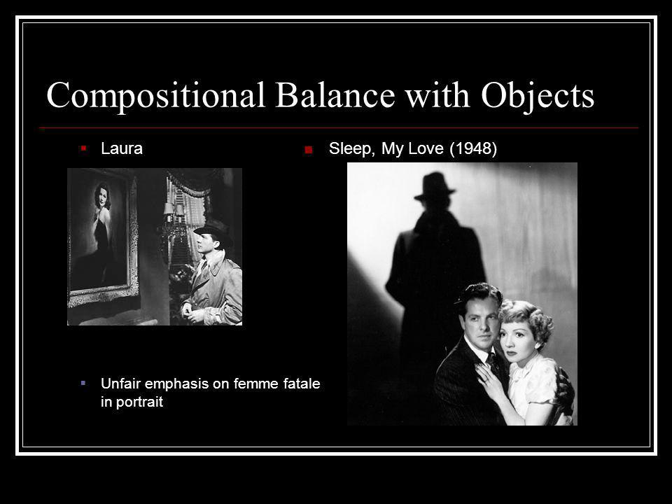 Compositional Balance with Objects
