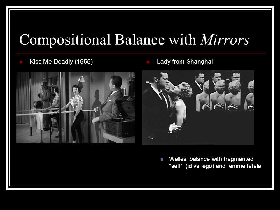 Compositional Balance with Mirrors