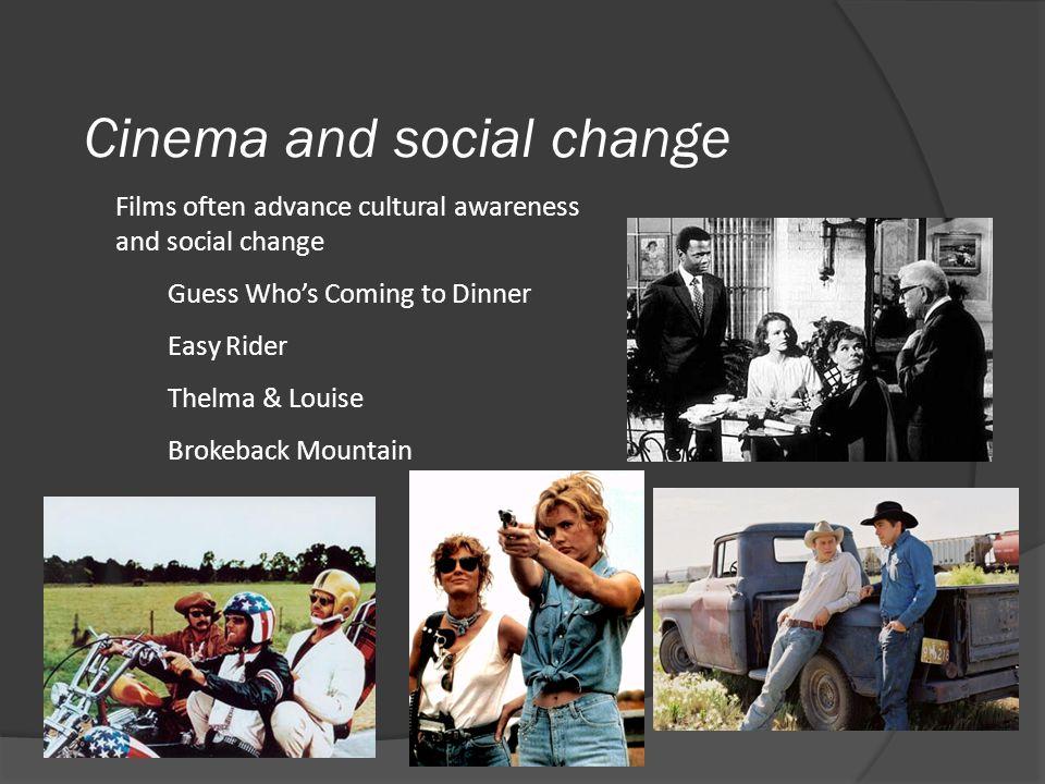 Cinema and social change