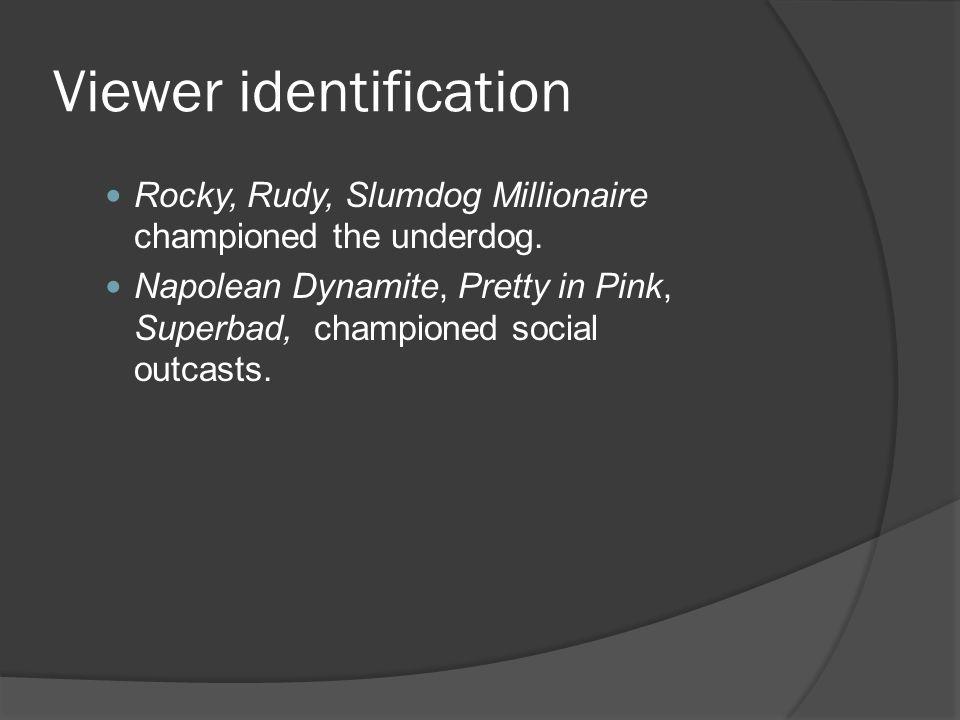Viewer identification