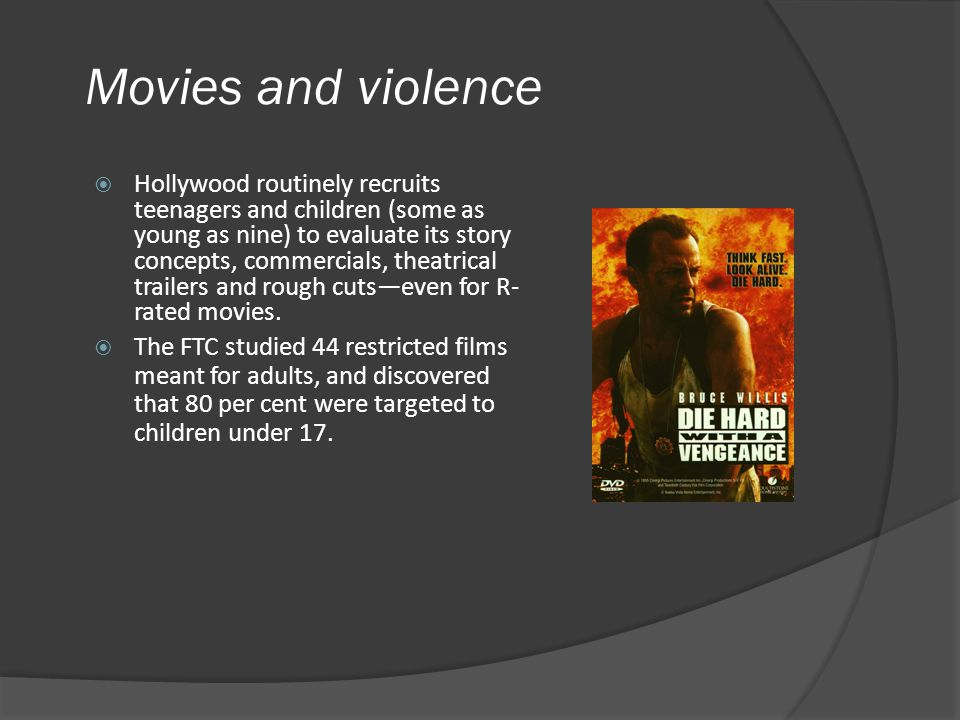 Movies and violence