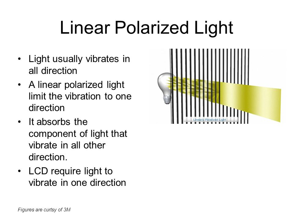 Linear Polarized Light