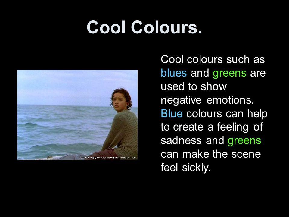 Cool Colours.