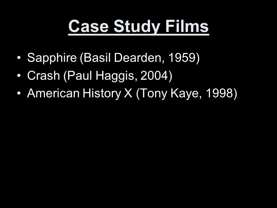 Case Study Films Sapphire (Basil Dearden, 1959)