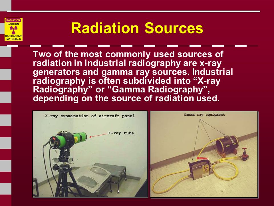 What is the radioactive hookup based on
