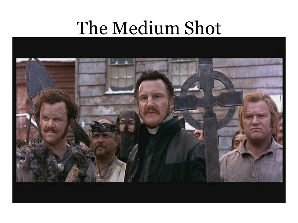 The Medium Shot