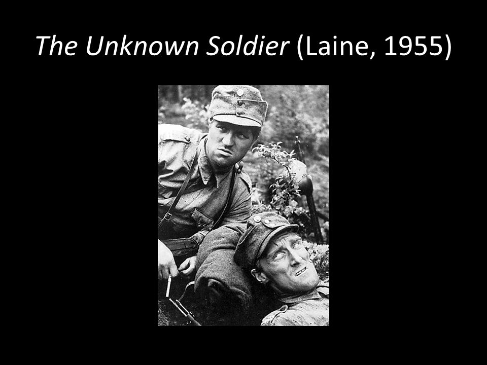The Unknown Soldier (Laine, 1955)