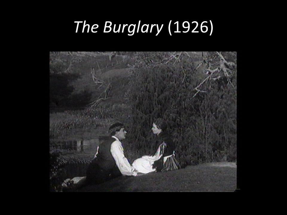 The Burglary (1926)