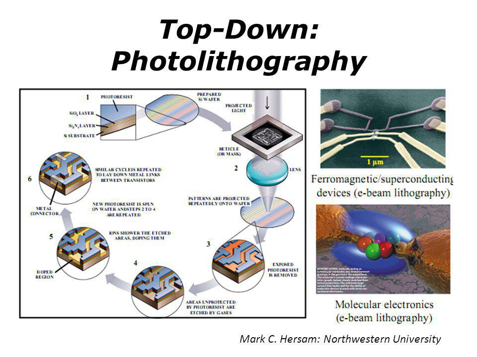 Top-Down: Photolithography