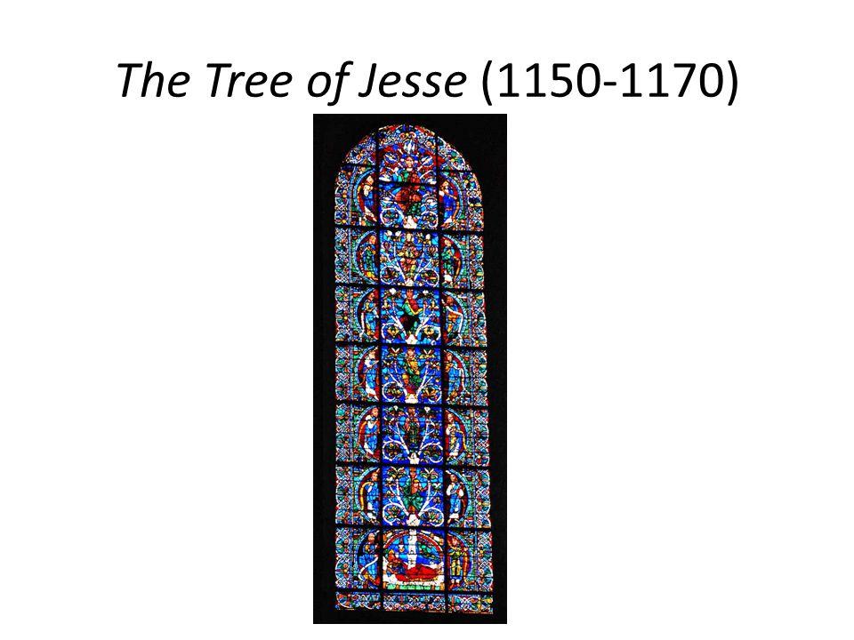 The Tree of Jesse (1150-1170)