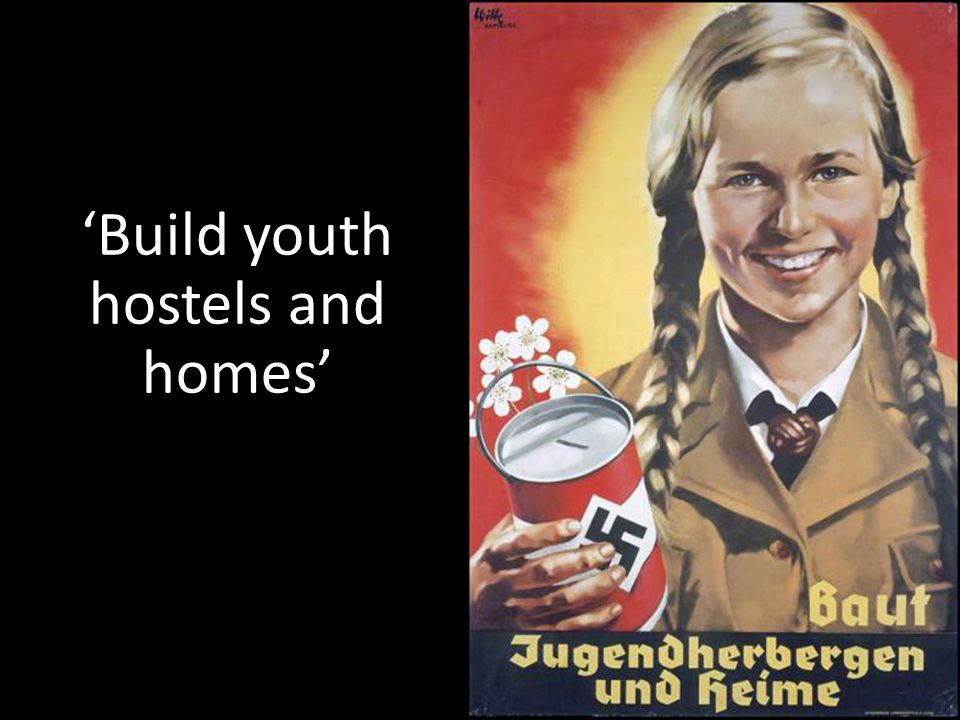 'Build youth hostels and homes'