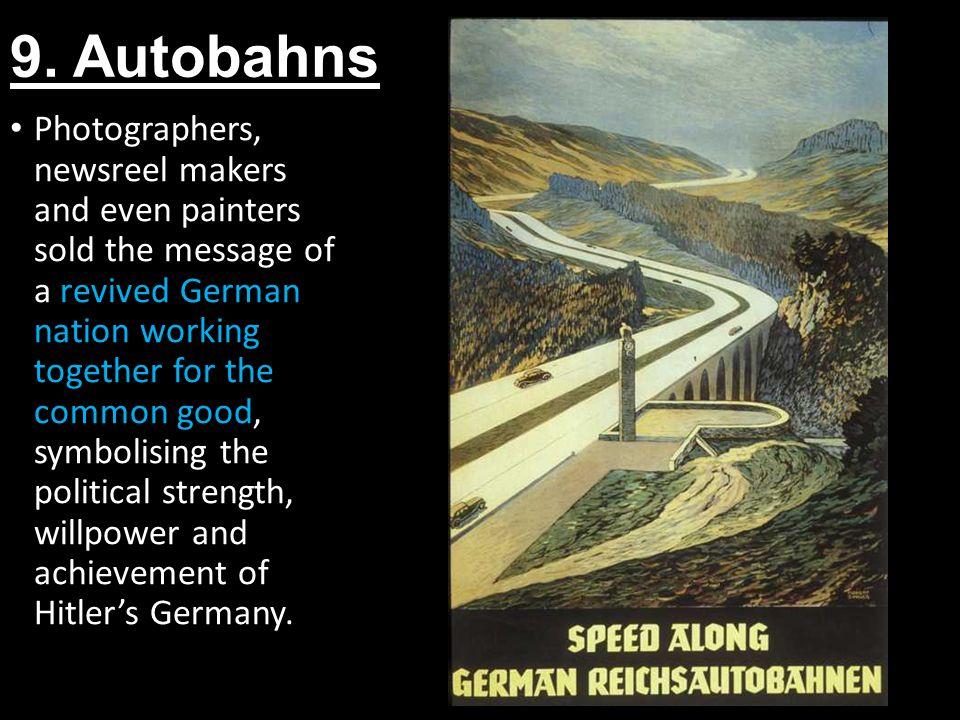 9. Autobahns