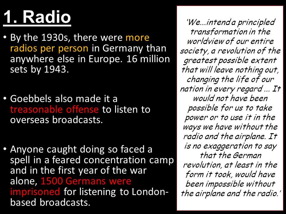 1. Radio